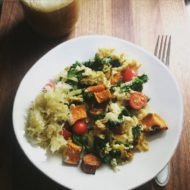 What I Ate Wednesday: Health Coach Eats