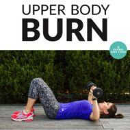 #MakeYourMove Upper Body Workout