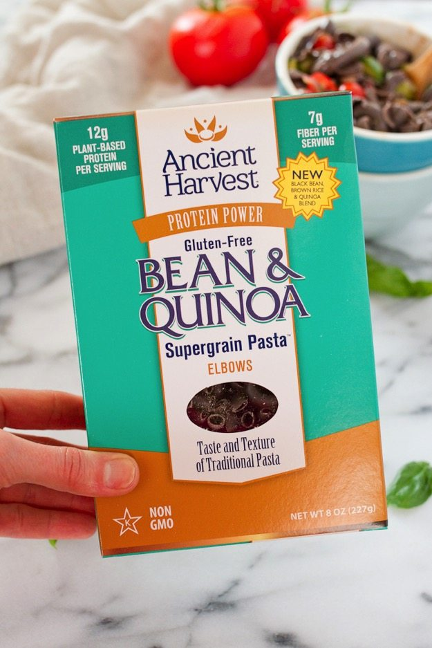 Ancient Harvest Bean and Quinoa Pasta Elbows