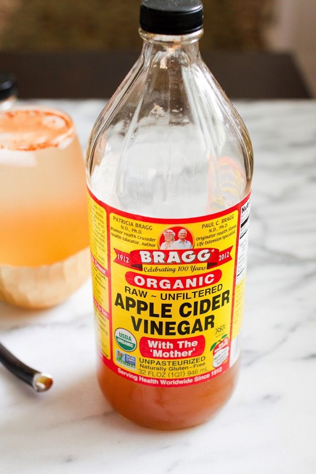 Apple Pie Apple Cider Vinegar Drink