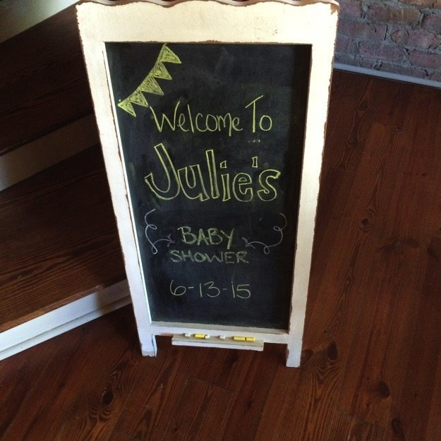 Julie's Baby Shower