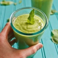 Power Punch Pear & Avocado Smoothie