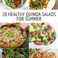 Healthy Quinoa Salads for Summer