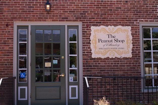 The Peanut Shop Williamsburg