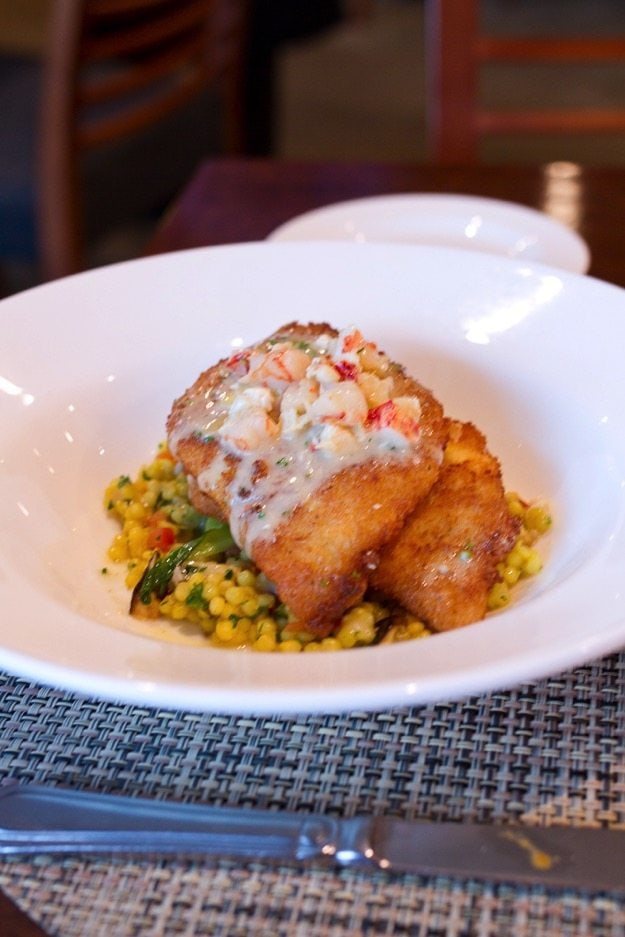 Waypoint Seafood Flounder
