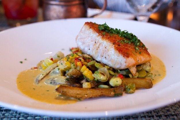 Waypoint Seafood Salmon