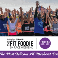 June Events + Fit Foodie Run Discount Code