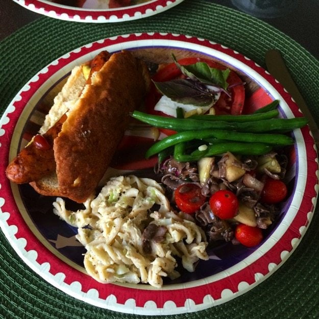 4th of July Cookout Food