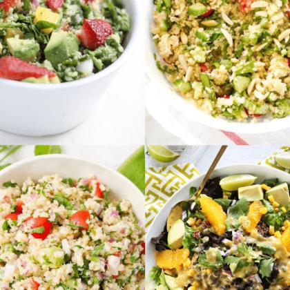 Healthy Quinoa Salad Recipes