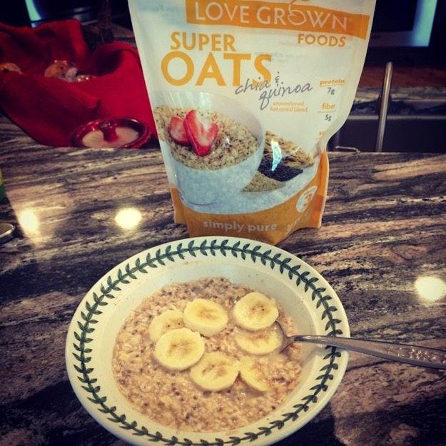Love Grown Foods Oats