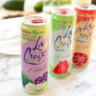 New LaCroix Cúrate Flavors + Win a Year's Supply of LaCroix