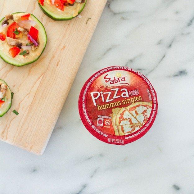Sabra Pizza Hummus Singles