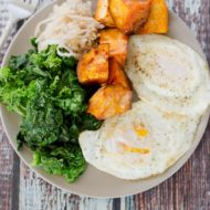 Hormone-Balancing Paleo Power Breakfast