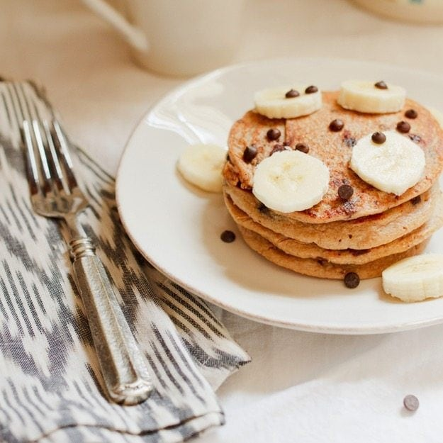 Make this healthy cottage cheese protein pancake recipe this weekend for a real treat. They're gluten-free, packed with protein and will keep you feeling full all morning.