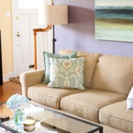 Joanna Gaines Inspired Living Room Updates