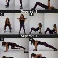 Rock Your Spandex Workout