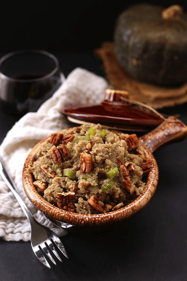 Cauliflower Rice Stuffing 4