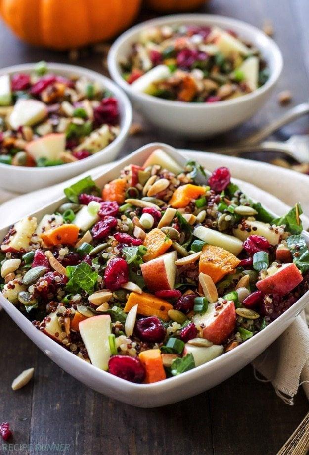 Harvest Quinoa Salad3