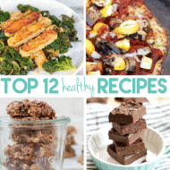 12 Most Pinned Healthy Recipes