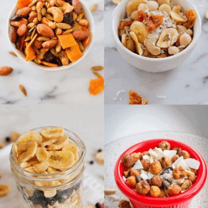 10 Healthy Trail Mix Recipes