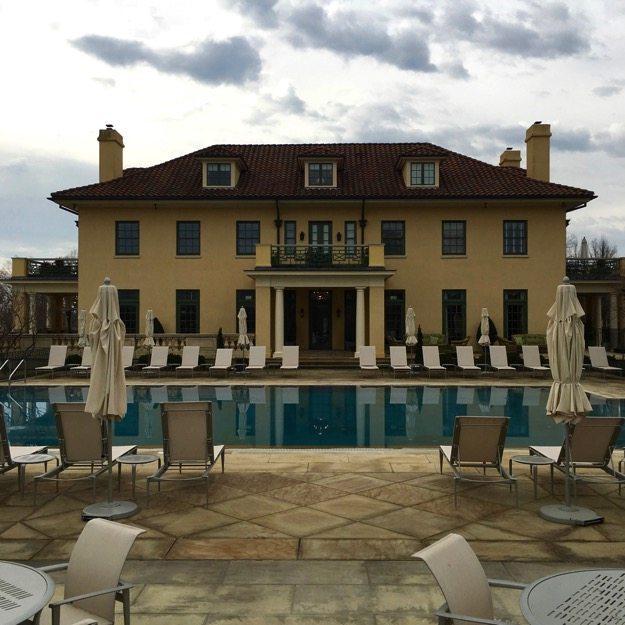 Keswick Hall Pool