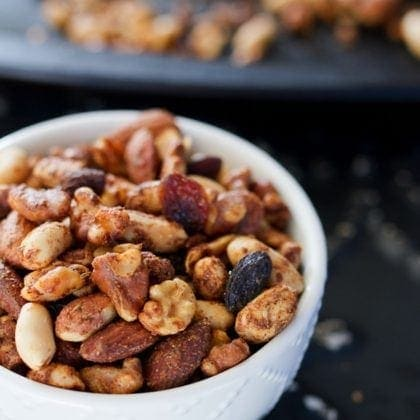 Cajun Trail Mix