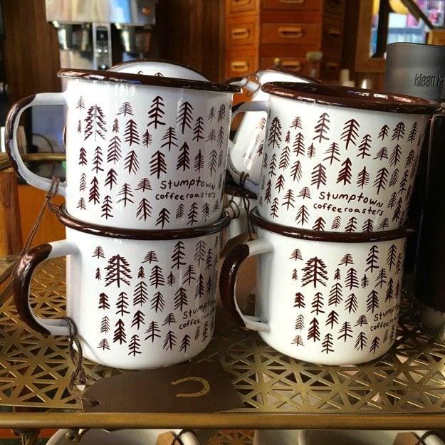 Stumptown Mugs