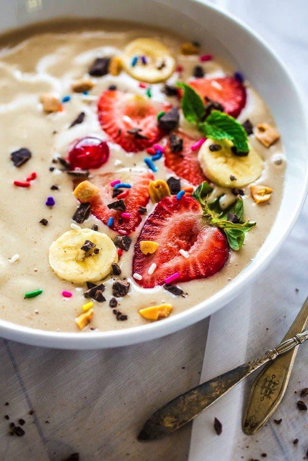 Vegan smoothie image