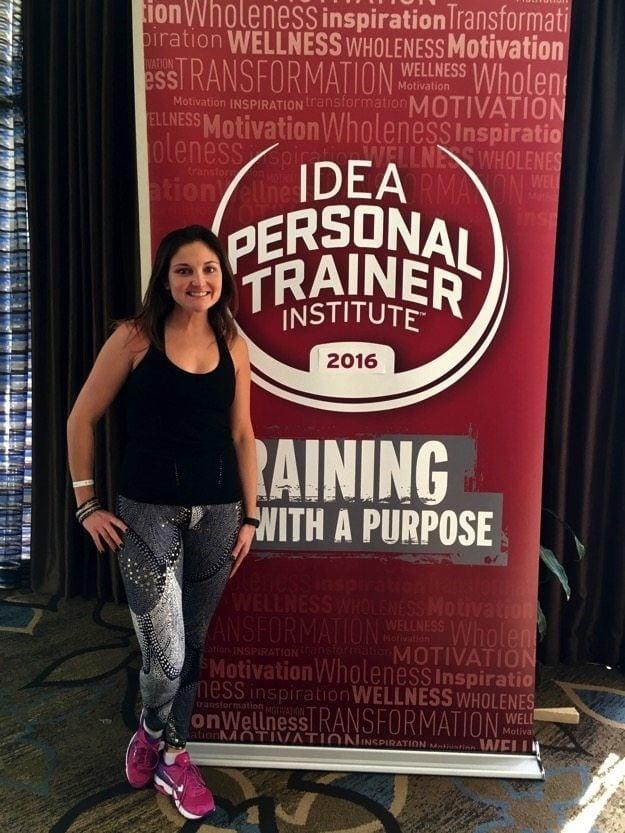 IDEA Personal Trainer Institute