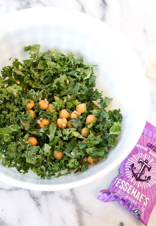 Veggie Kale Salad