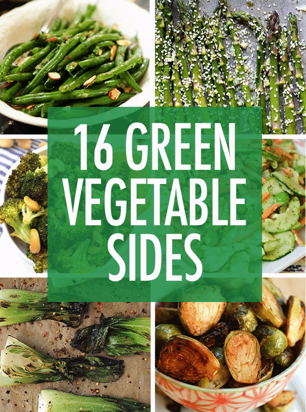16 green vegetable sides bored with your side dish options switch things up and eat a little healthier forumfinder Images