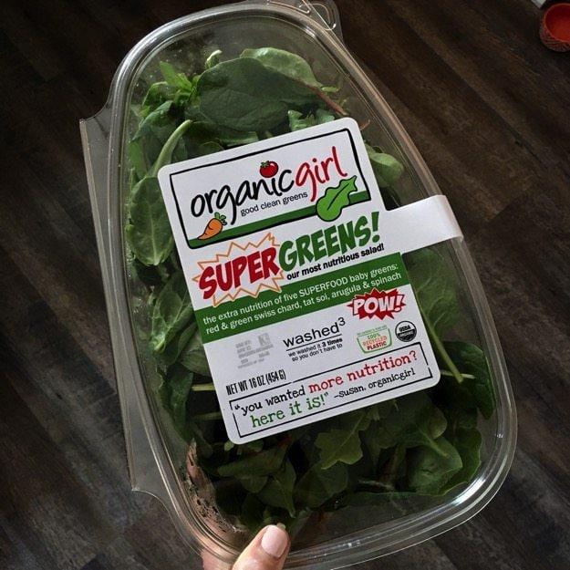 Organicgirl Supergreens
