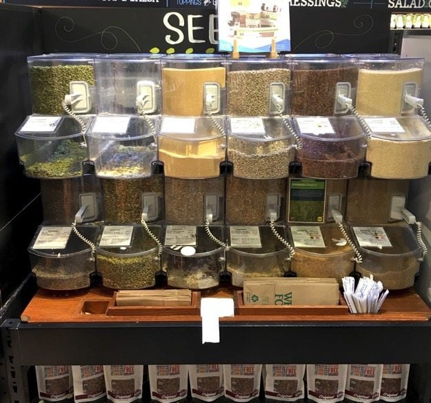 Whole Foods Bulk Bins