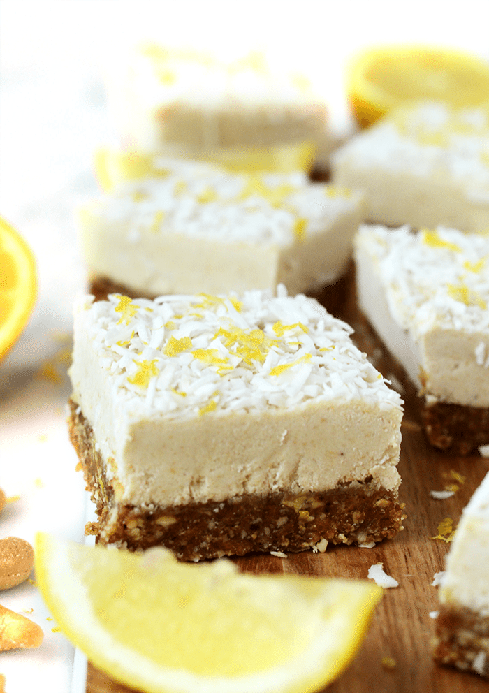 Lemon coconut bars2