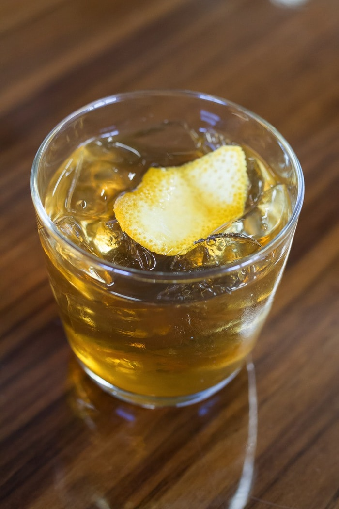 Belle Isle Moonshine Cold Brew Cocktail
