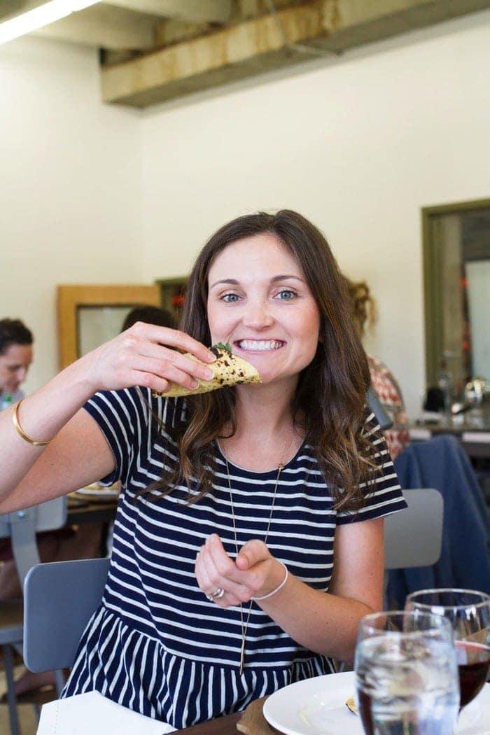 Eating Bird Food // Terra's Kitchen Local Tasting Event in Richmond, VA