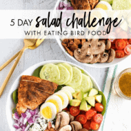Join the Salad Challenge