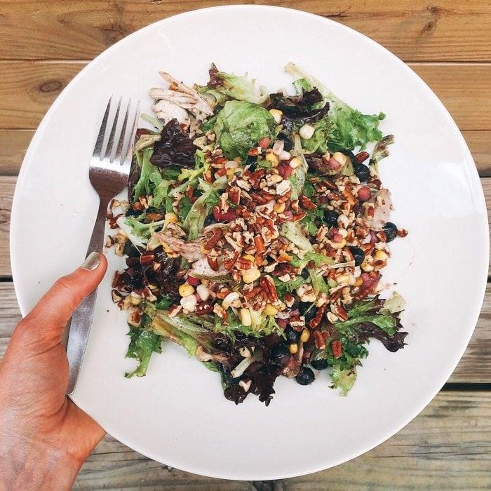 boiler room salad