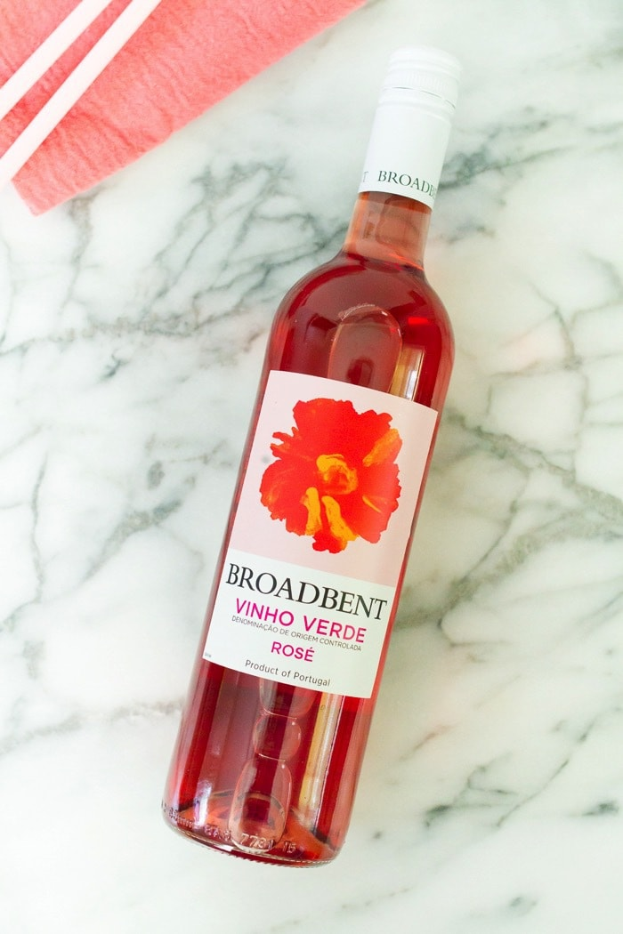 Broadbent Vinho Verde Rosé