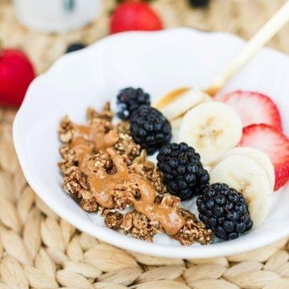 Yogurt Breakfast Bowls FTW