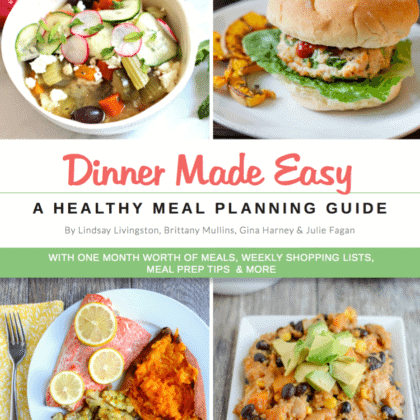 The Dinner Made Easy Ebook is Here