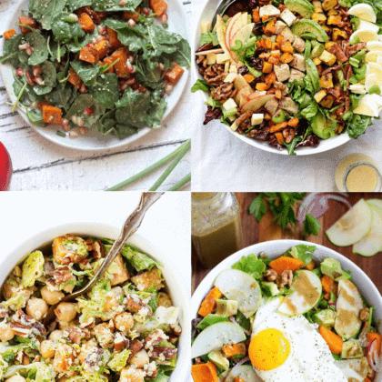 15 Healthy Fall Salads