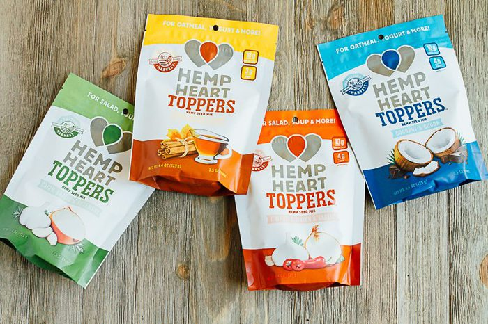 Manitoba Harvest Hemp Heart Toppers