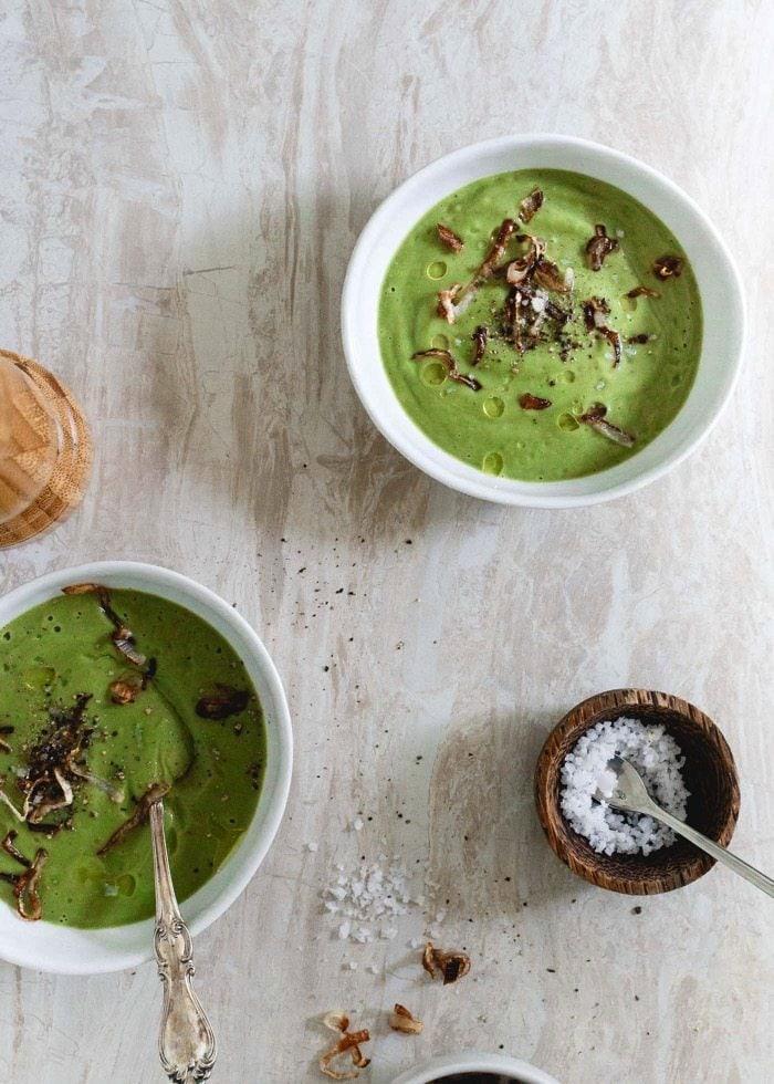 Paleo Creamy Broccoli Soup group 1