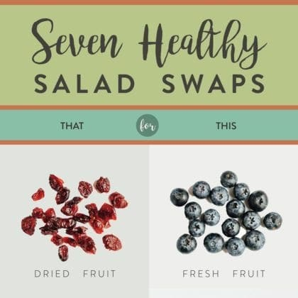 The Worst Salad Toppings + What to Use Instead