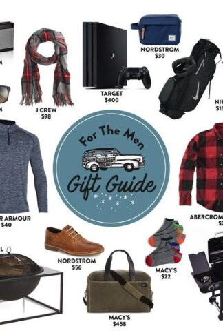 Holiday Gift Guides for Women and Men