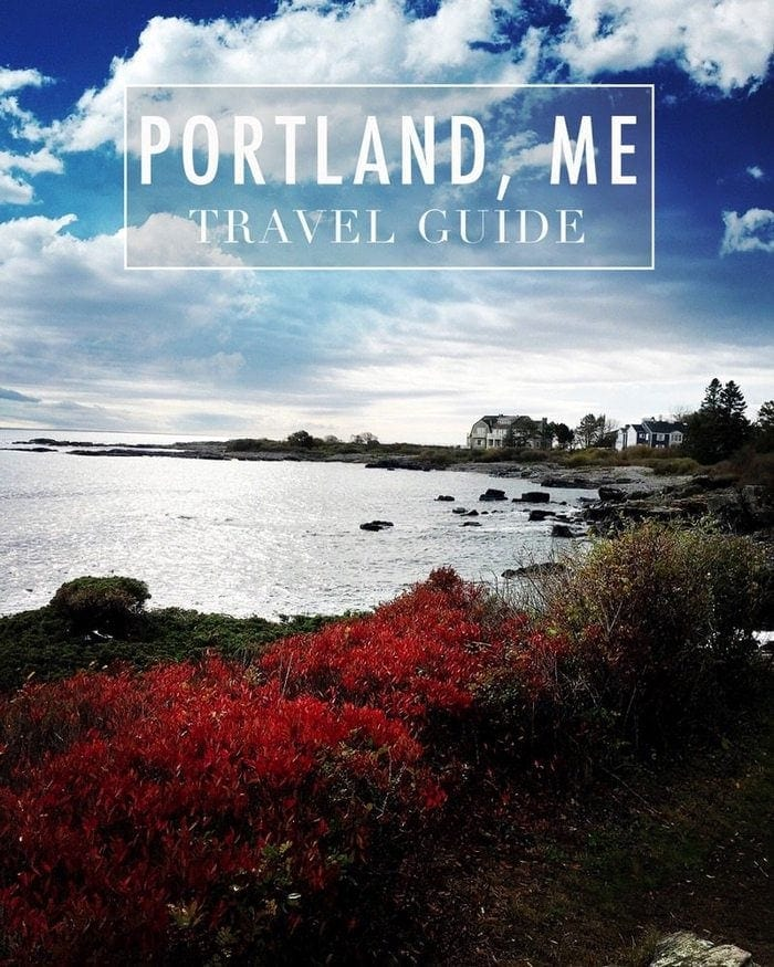 Visit Portland, Maine in the fall — things to do, places to eat and drink, where to shop and more!