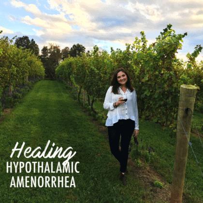 Healing Hypothalamic Amenorrhea