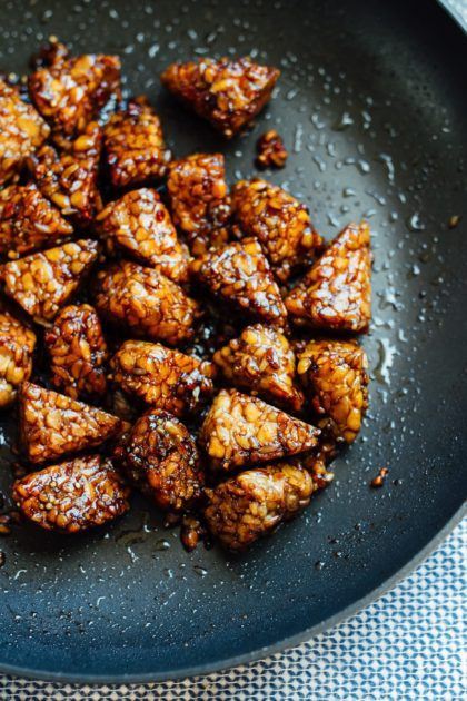 Marinated Tempeh