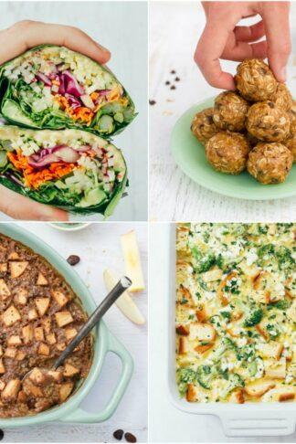 Top 10 Healthy Recipes of 2016